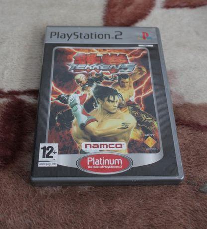 Gra do PS2 TEKKEN 5
