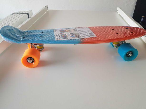 Skate Penyboard Bicolor