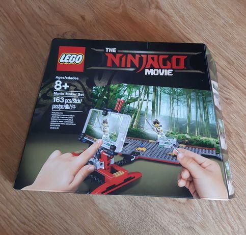 Zestaw lego ninjago movie set tworzenie filmów