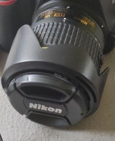 Nikkor 18-55 mm AF-P 3,5-5,6g VR DX obiektyw Nikon