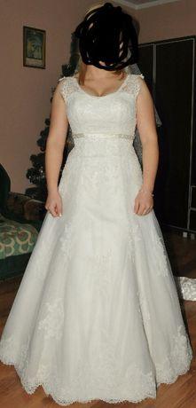 sukienka ślubna gratis welon