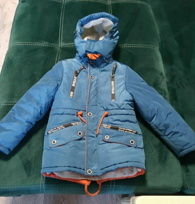 Куртка парка в отличном состоянии Кременчуг - изображение 1