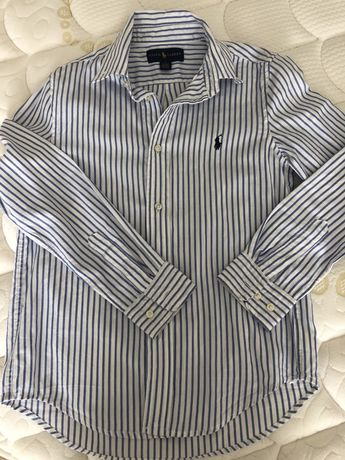 Camisa Ralph Lauren criança