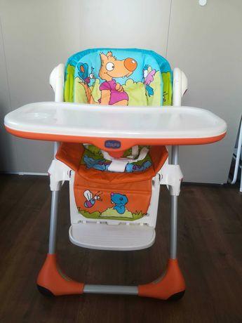 Krzesełko Chicco Polly Magic 2w1