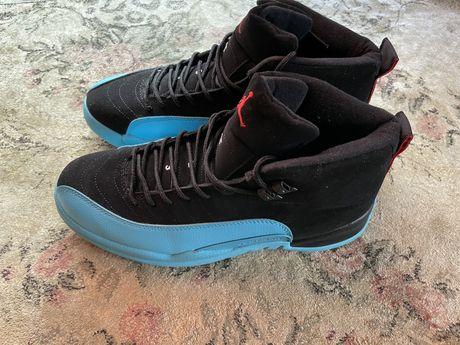 Jordan nike buty obuwie Jordan 12 XII Gamma Blue