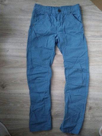 Spodnie chłopięce rozm 158