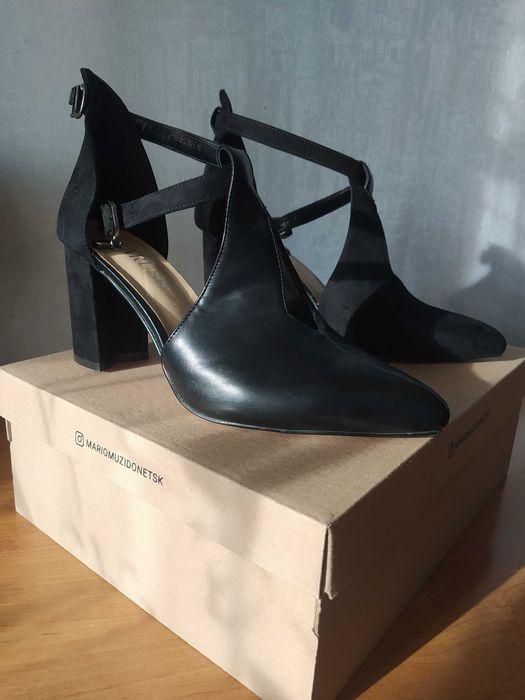 Продаются туфли,CARUSO(3200руб) Донецк - изображение 1