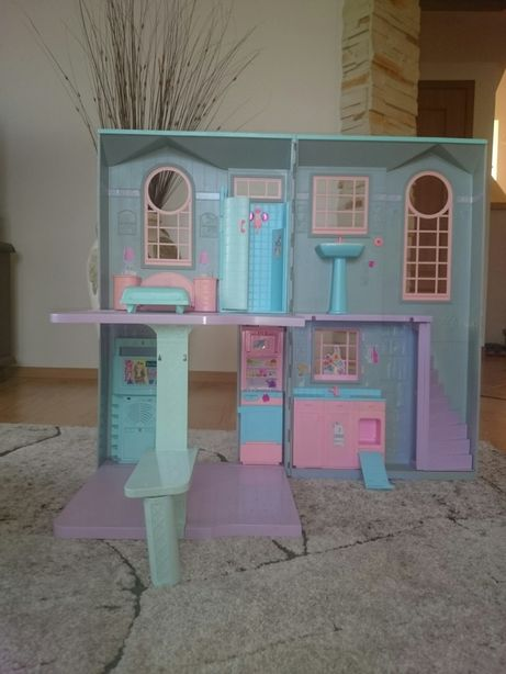 Duzy domek dla Barbie