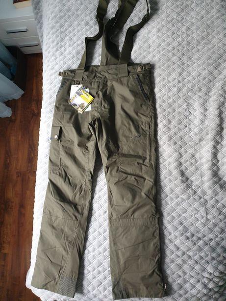 Nowe spodnie myśliwskie, łowieckie model 755-O-B, graff r. M