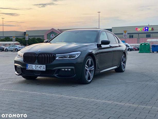 BMW Seria 7 BMW 740e iPerformance zamienie lub sprzedam