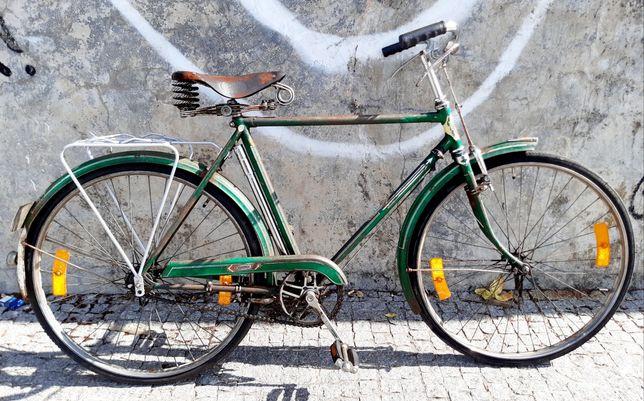 Bicicleta pasteleira Joaninha mod. Sport Fausto de Carvalho, Sangalhos