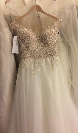 Sprzedam pilnie suknię ślubną catarina kordas