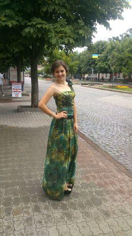 Продам сукню зеленого кольору
