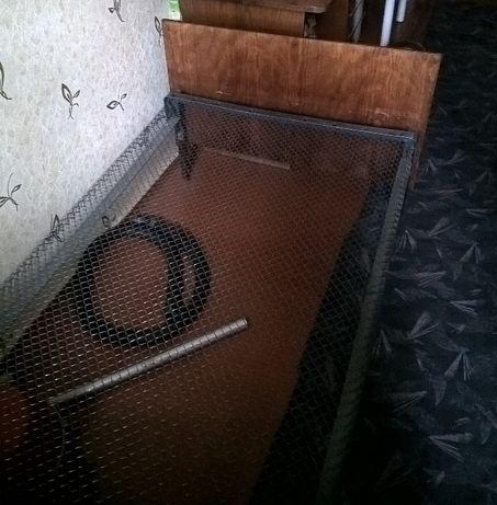 Кровать сетка 80см