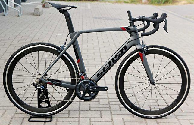 Nowy rower szosowy SENSA GIULIA EVO Carbon Ultegra 2021