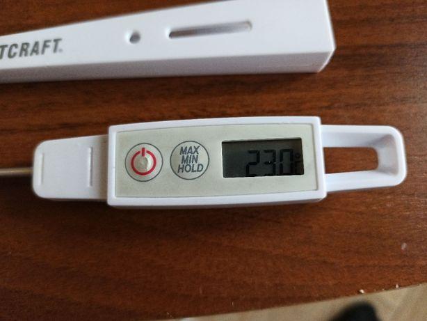 Voltcraft Цифровой термометр-щуп DET-3R градусник