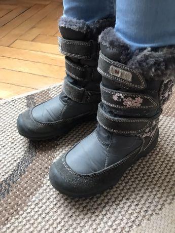 Термо-чобітки для дівчинки від виробника elefanten