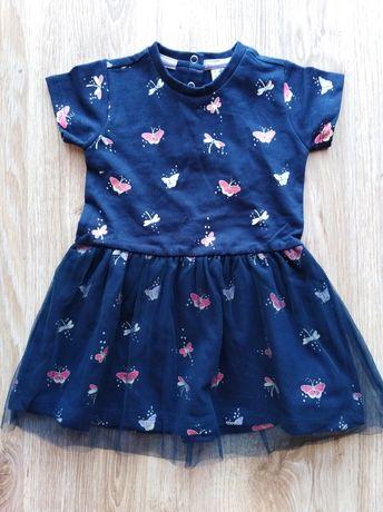 Sukienka dla dziewczynki 51015