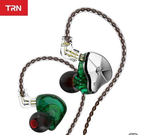 Наушники новые TRN STM со сменными фильтрами лучше TRN V90