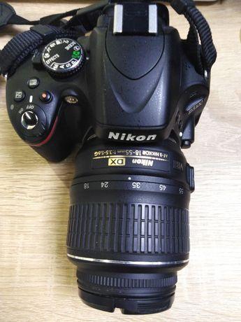 Nikon D5100 фотоапарат.