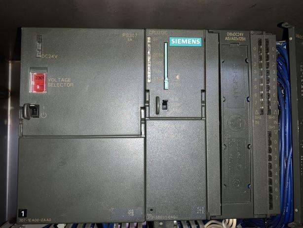 Siemens CPU 313C