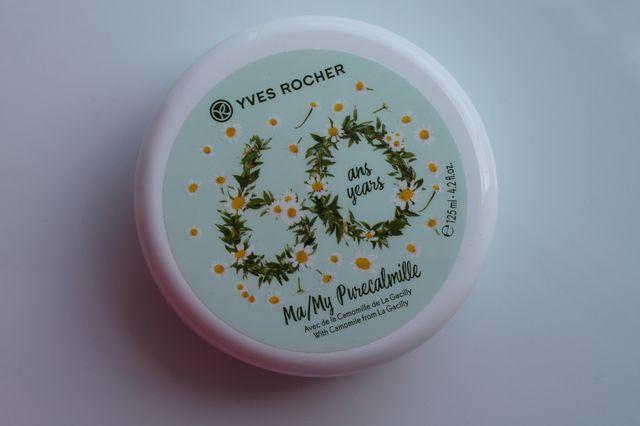Крем для лица и тела Pure Calmille от Yves Rocher