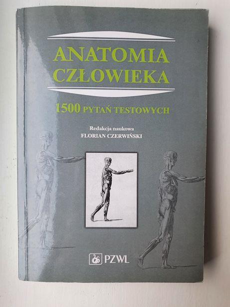 Anatomia człowieka 1500 pytań Czerwiński