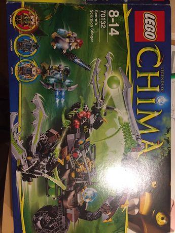 Lego Chima 70132 żądło skorpiona