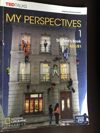 My perspectives 1 student's book podręcznik