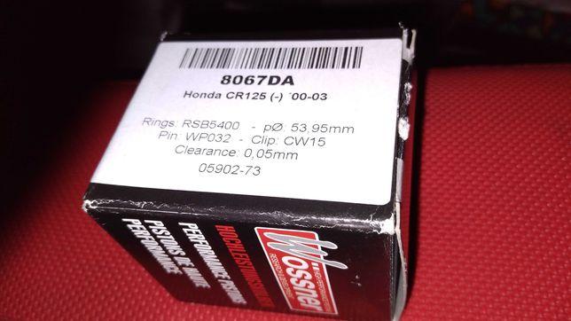 Кованный поршень WOSSNER 53,95мм для Honda CR 125 R