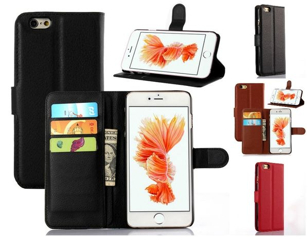 Чехол для Iphone 5 5s 6 6S 6 7 8 Plus SE книжка кожа PU чохол