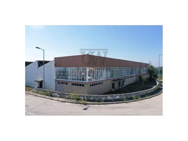 Armazém Industrial, Coimbra, Penacova, 4.592m2