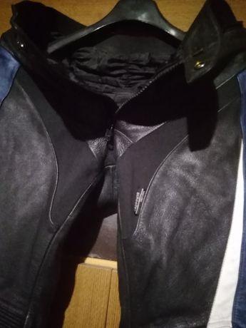 Spodnie skórzane flm
