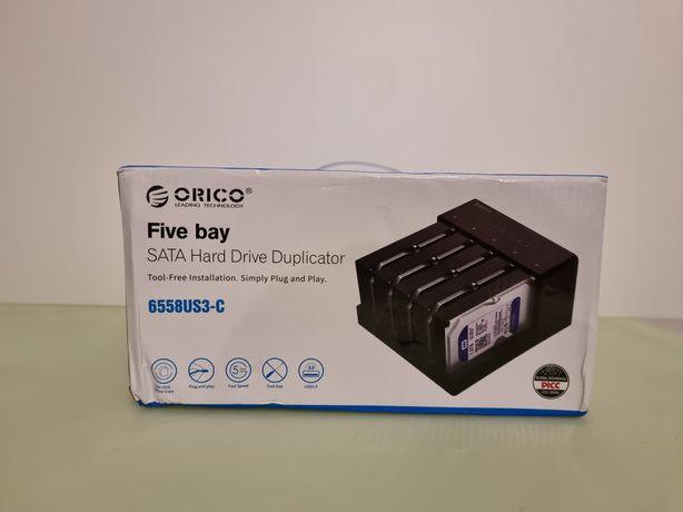 Dock HDD NAS BAY 50TB máximo NOVA
