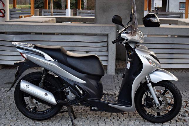 IDEALNY Suzuki Sixteen 150ccm 2009r! MOCNY na dużych kołach 16 WZOROWY