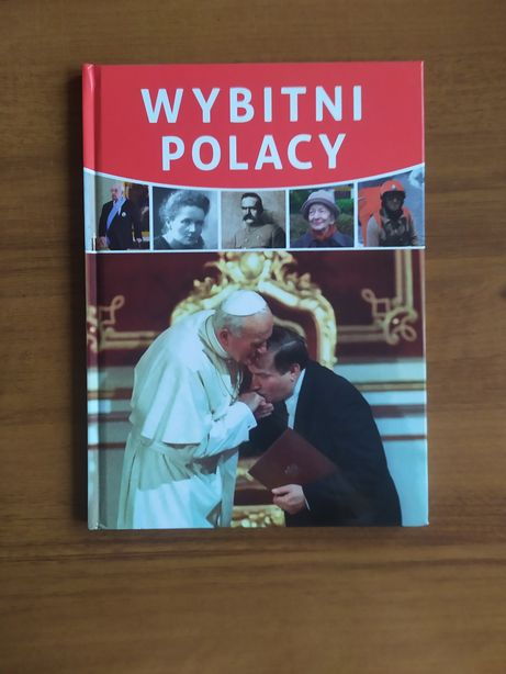 Wybitni Polacy książka
