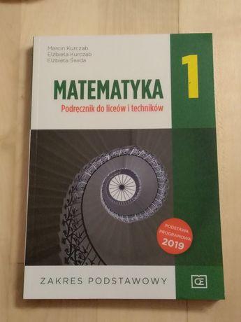 Sprzedam podręcznik do matematyki zakres post. do 1 kl. po 8 klasie.