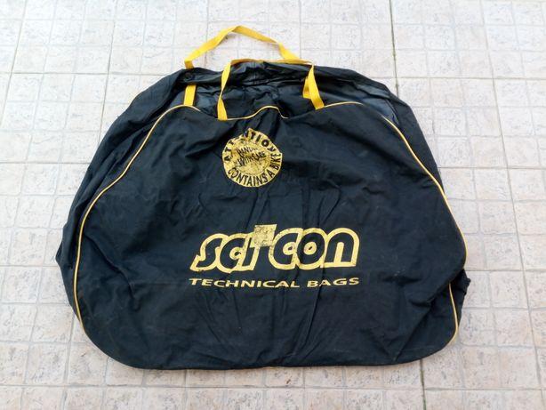 Bolsa Scicon para transporte de bicicleta