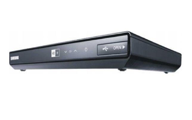 Totalny zjazd! - 70% Tuner HD-SAT Samsung GX-SM550SH