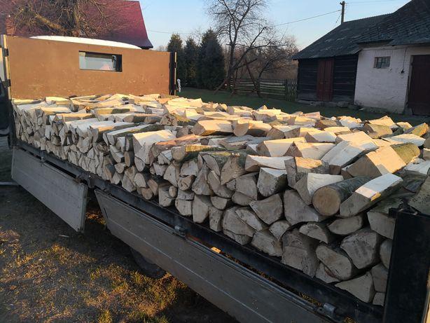 Drewno kominkowe grab i Buk