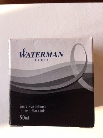 Tusz Waterman Intense Black Ink 50 ml