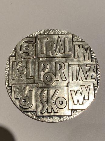 Medal Kolportaż Wojskowy 1979. Mennica Państwowa