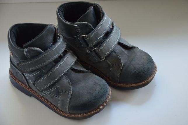 Ботинки демисезонные на весну Woopy