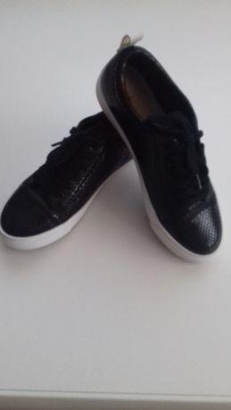 Buty skórzane CLARKS