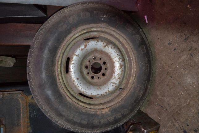 Fiat scudo zapasówka Goodyear R14