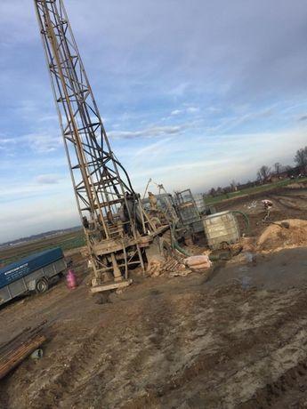 Studnia wiercona głębinowa studnie głębinowe Kudrowice i okolice