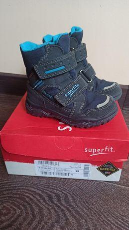 Зимние сапоги, детские сапожки, ботиночки, Superfit, зимняя обувь