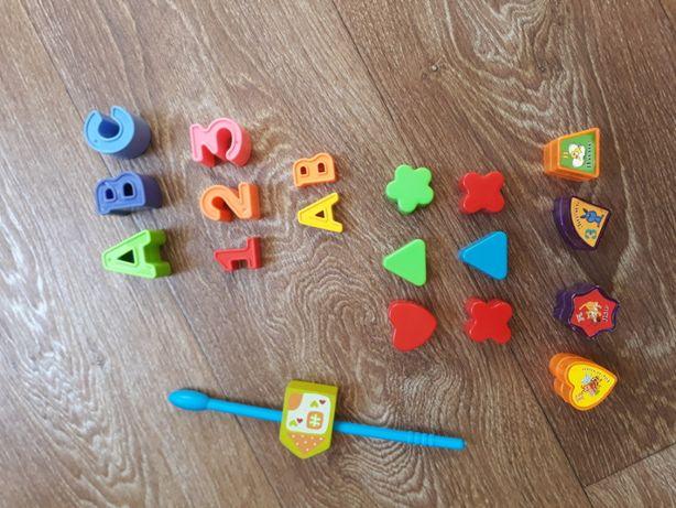 фигурки к сортерам от сортеров игрушки