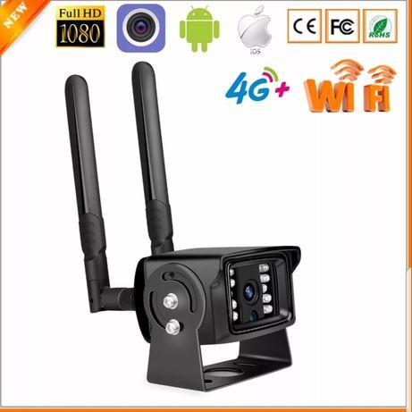 Camara vigilancia wifi 4g sim cartao