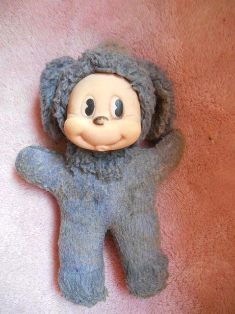 игрушка зайчик-песик СССР